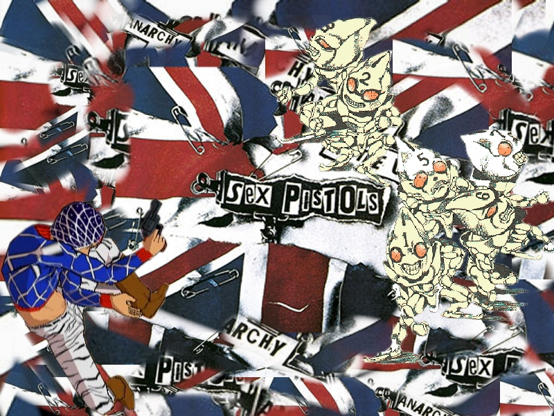 To see the result of Sex Pistols Wallpaper please wait the loading process.